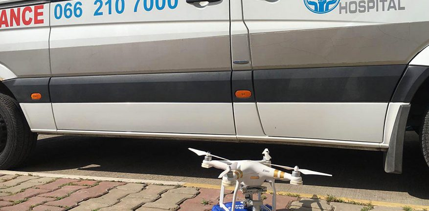 Drone technology extends reach of mobile IoT