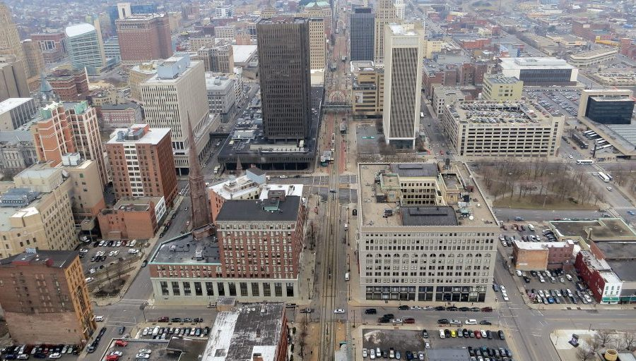 Buffalo's 48 hours to navigate a mission-critical transition to remote work