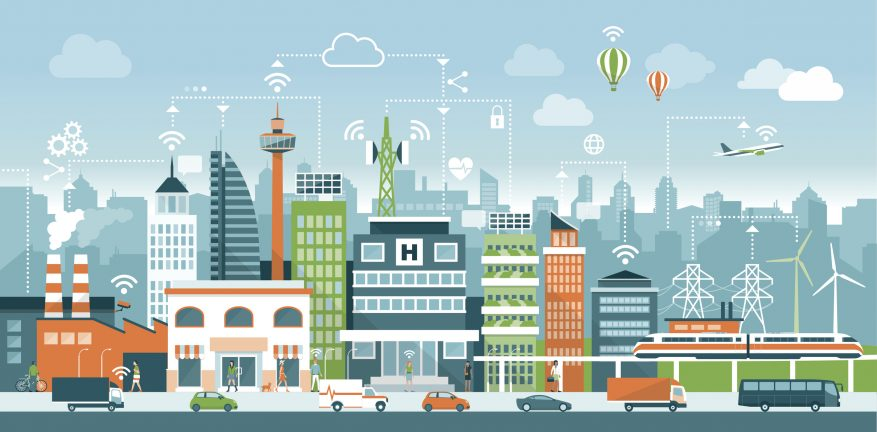 Smart-building projects target energy efficiency as launchpad to health and safety