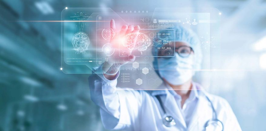Digital-health infrastructure benefits from cloud-to-edge architecture
