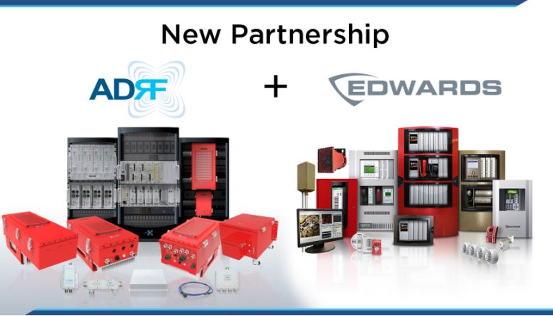 Edwards inks strategic deal with ADRF to provide in-building wireless solutions for first responders