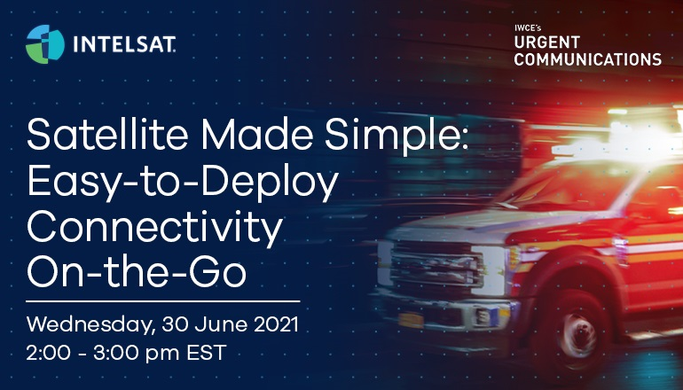 Satellite Made Simple: Easy-to-Deploy Connectivity On-the-Go