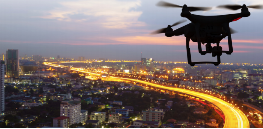 IoT and drones automate field operations
