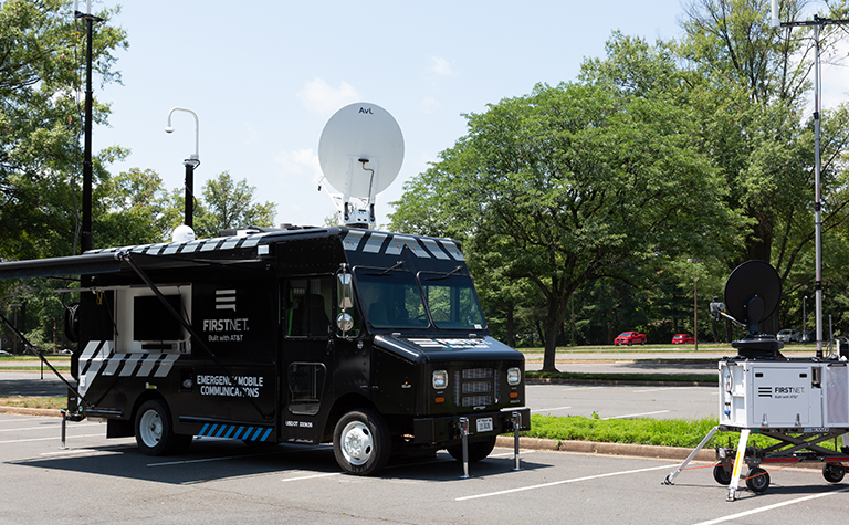 FirstNet includes new deployable types in expansion of dedicated fleet