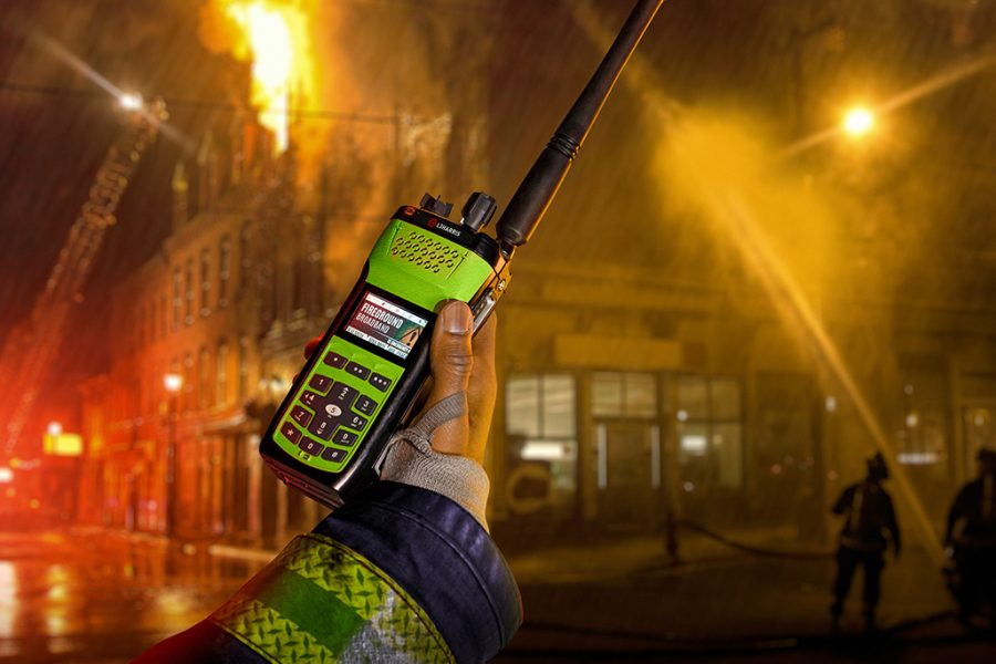 L3Harris unveils P25-LTE device that is designed to meet stringent new fire standard