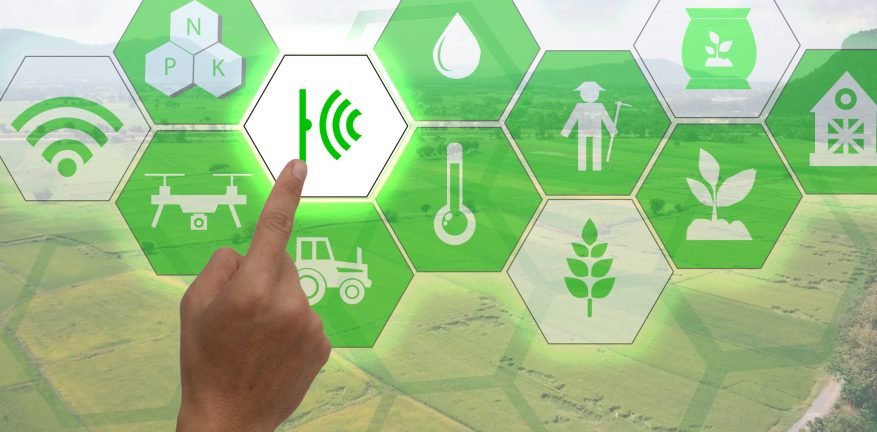 Africa's IoT 'Uber for tractors' highlighted at Evolution Expo