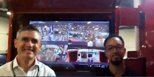 Verizon: Nick Nilan, Carlo Thompson showcase SPOT, THOR deployable vehicles