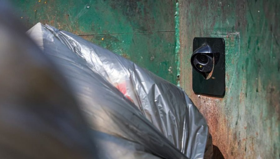 Green waste-management solution lets Miami DPW managers monitor dumpster levels from afar