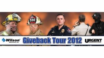 Giveback Tour 2012 logo