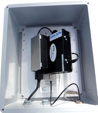 An outdoor unit for RuralConnect IP